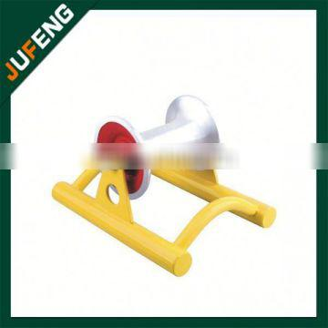 stainless steel cable guide pulley