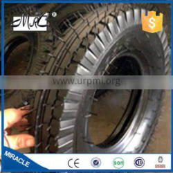 CHINA small wheelbarrow tire building construction rubber wheelbarrow tyre 4.80/4.00-8