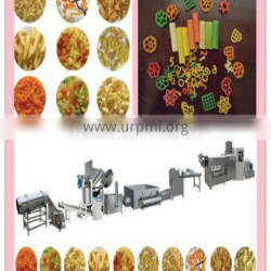 Coconut Chips Machine, Potato Chips Processing Line, Screw/Shell/Bugles Chips Processing Line