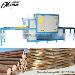 Square wood log multiple blade Rip saw for sale Processing length More than 500mm