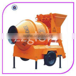 Low noise JZM series concrete mixer
