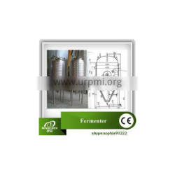 new product mingchen high quality Vertical conical wine fermenters/ stainless fermentation tank