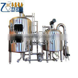 500L 3bbl beer brewing equipment beer brewing system for micro brewery/ pub
