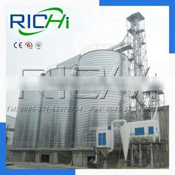 High capacity small steel silo for sale