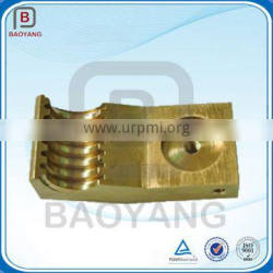 China supplier precision products brass cnc machined parts