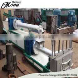 PP PE Waste plastic bags plastic films crusher washing line / PP PE plastic recycling machine