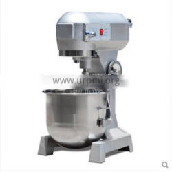 20L Automatic 3 speeds kitchen bakery bread cake mixer Planetary mixer