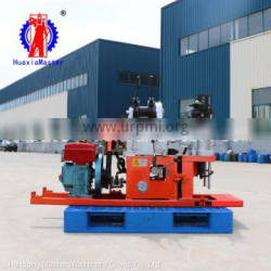 HuaxiaMaster hydraulic light core drilling rig/ small portable diesel oil drilling machine/30m sampling drill rig
