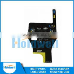 HOLDWELL High Quality CONTROL BOX DECAL PART #97772