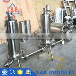 China Suppliers Steel Beer Filter Machine with Centrifugal Pump