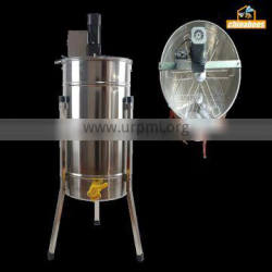 Hot sale 6 frame electric honey extractor by motor