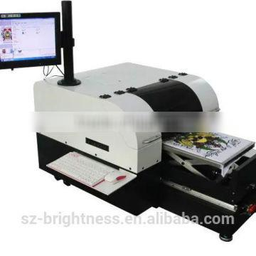 Brightness DTG T-shirt printer with hot sale