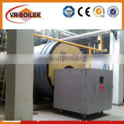 Gas oil fired boiler for candy production line