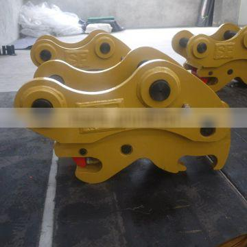 excavator hydraulic double safe quick hitch