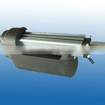 big strength linear actuator, standard or custom stroke and load capacity