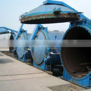 Horizontal Steamed Autoclave for Sale