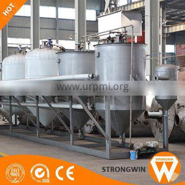 edible palm oil refinery products plant manufacturers