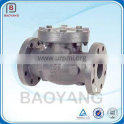 Precision castparts stainless steel flanged valve