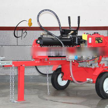 CE approved new high quality cheap petrol engine wood splitter