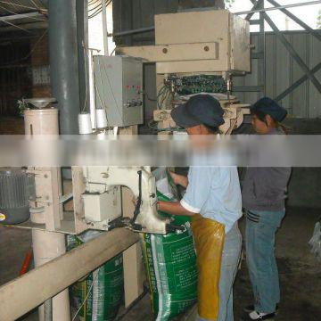 compact automatic flour packing scale plant