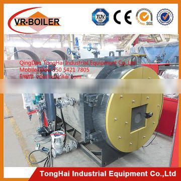 Industrial 3ton commercial oil gas boiler prices