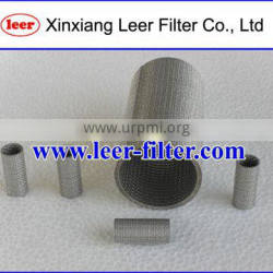 Stainless Steel Sintered Wire Mesh Filter Tube