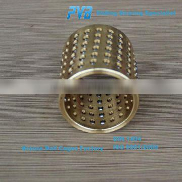 aluminium ball bearing cages,copper ball retainer , brass ball cage guide bearing