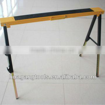 Adjustable Metal Sawhorse With GS Certificate For Wood Working HG-811B