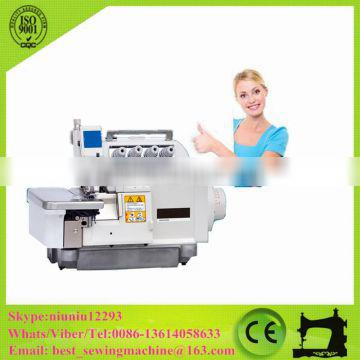 Direct Drive Variable Top Feed 4-thread Overedge Sewing Machine Pegasus Sewing Machine CS-EX1