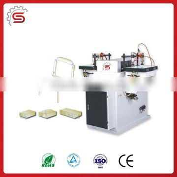 MZ30128 woodworking Horizontal two-spindle mortising machine
