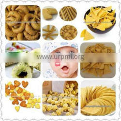 Nourishing between-meal nibbles dough processing production line