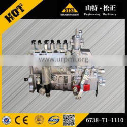 China Best quality wholesale price PC400-8 PC400LC-8 PC450-8 engine parts injection pump 6251-71-1120