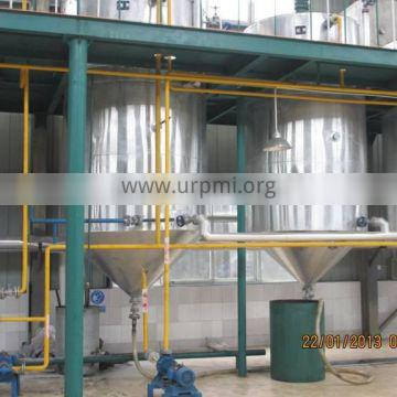 hot sales in Africa! 3T/D edible oil refining machine crude oil refinery for sale palm oil refinery plant