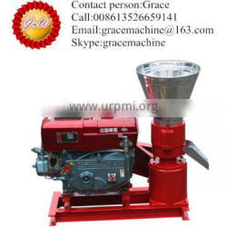 Easy move sawdust pellet/animal pellet machine/machine pellet prices