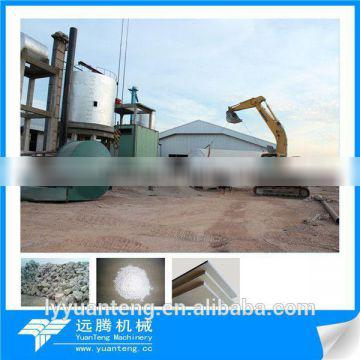 China gypsum powder production equipment with best quality