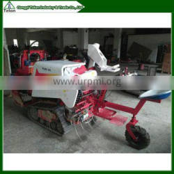 Factory supply agricultural mini rice combine harvester for sale