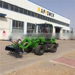 High Quality small front end loader ZL06F