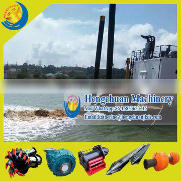 China Widely Used Factory Price 18 Inch Cutter Suction Dredger
