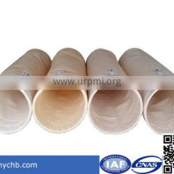 Dust collection system ptfe+pps composite filter bag
