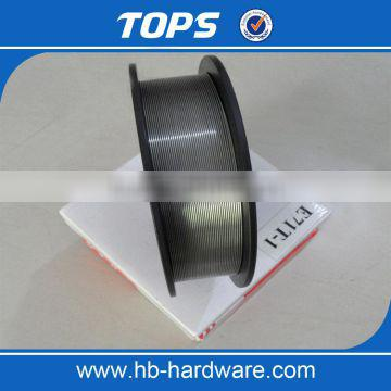 China flux cored wire AWS E71T-1 for sale