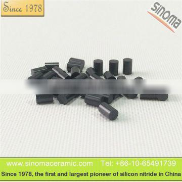 si3n4 ceramic roller without chamfer 3*4.5mm