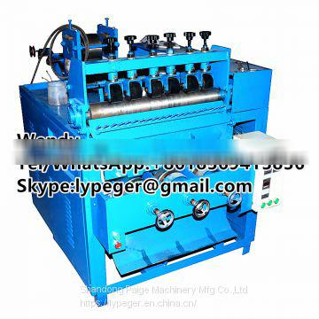 6 wires 3 balls automatic scourer making machine from China manufacturer