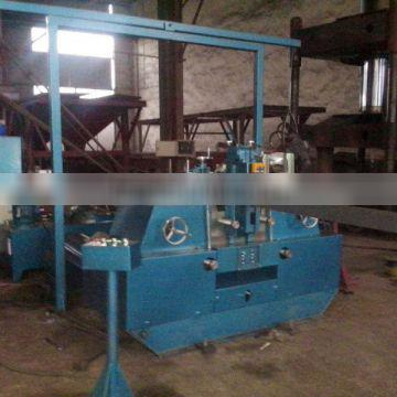 Screw blade cold rolling mill(6mm hi)