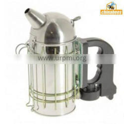 Beekeeping equipment smoker guarder with inner tank for honey tools