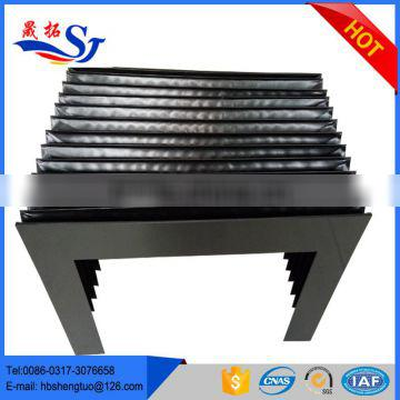 Top Quality Enginer Retractable Grinder Dust Cover Rubber Accordion