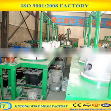 high quality iron steel wire drawing machine for sale