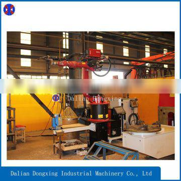 Professional Heavy Machinery Manufacturer with more than 28 Years Excallent Welding Experience