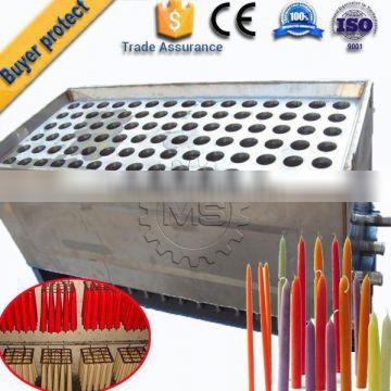 Low Consumption automatic pillar candle making machine equipment