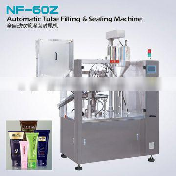 Newest Paste Tube Fill And Seal Machine,Soft Tube Sealing Machine