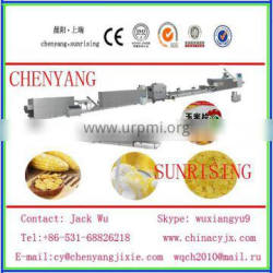 2014 New Type! Automatic breakfast cereals processing line in Chenyang Machinery